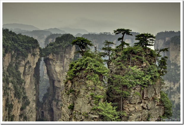 Zhangjiajie National Park_Sandra Herd
